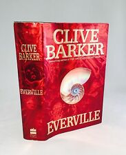 Everville-Clive Barker-SIGNED!!-INSCRIBED!!-TRUE First U.S. Edition/1st Printing