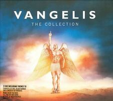 The Collection [Rhino] by Vangelis (CD, Jul-2012, 2 Discs, Rhino (Label))