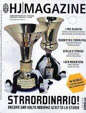 HJ Magazine 2015 3#Straordinario,Luca Argentero,Bonucci, Marchisio & Morata,ccc
