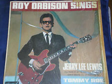 ROY ORBISON/JERRY LEE LEWIS/TOMMY ROE - 1965 ALLEGRO LABEL  LP