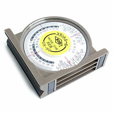 Multi-function Angle Gauge Slant protractor Angle measurement With magnet JAPAN