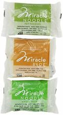 Miracle Noodle Shirataki Pasta, 6 bag Variety Pack, 44 ounces (Includes: 2