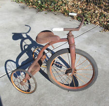 vintage Pal Superbike High Wheel TRICYCLE