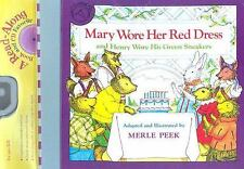 Read along Book and CD: Mary Wore Her Red Dress and Henry Wore His Green...