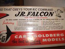 """""""Jr. Falcon"""" Model Kit by Carl Goldberg"""