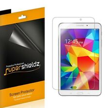 3X Supershieldz HD Clear Screen Protector Shield For Samsung Galaxy Tab 4 8.0 8""