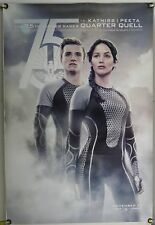 THE HUNGER GAMES: CATCHING FIRE DS ROLLED TSR ORIG 1SH MOVIE POSTER (2013)