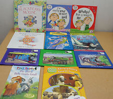 11   Kids Children Various Title Story Books Bundle, Joblot  B20