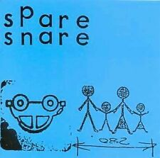 Spare Snare: Spare Snare  Audio CD