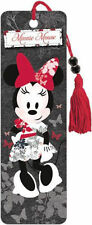 MINNIE MOUSE - BEAUTY BOOKMARK - BRAND NEW - BOOK GIFT READING DISNEY 6246