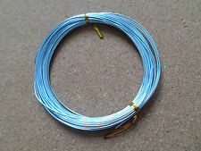 10m Roll Coloured Aluminium Wire - 1mm [Various Colours Available]