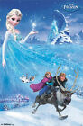 DISNEY FROZEN MOVIE ONE SHEET POSTER 22X34 NEW FREE SHIPPING