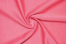 Watermelon Ponte Double Knit Polyester Rayon Spandex Lycra Stretch Fabric BTY