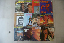 JOHNNY HALLIDAY Nr 1-LOTTO Nr 12 dischi 45 giri France PRESS