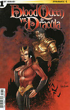 The Blood Queen Vs Dracula #1 (NM) `14 Brownfield/ Baal (Cover C)