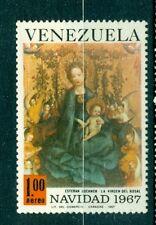 NATALE - CHRISTMAS VENEZUELA 1967 Arte Art