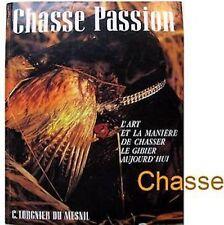 ►Chasse passion 1990 Lorgier du Mesnil Cynégétique gibier arme fusil chien etc