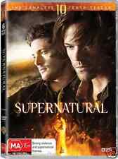 Supernatural : COMPLETE Season 10 : NEW DVD