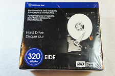 "WD Caviar Blue WD3200JBRTL 320GB 7200 RPM 8MB Cache EIDE 3.5"" HDD, Brand NEW"