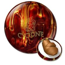 EBONITE CYCLONE FIREBALL 10 LB BOWLING BALL NEW AWESOME BALL HOOK