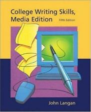 College Writing Skills, media edition, with Student CD-ROM and User's Guide Lan