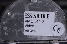 SSS Siedle VMO 511-2 Video Distributor with Amplifier