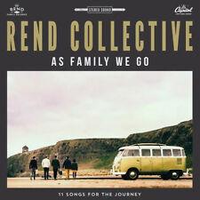 As Family We Go - The Rend Collective (CD, 2015, Universal Music) FREE SHIPPING