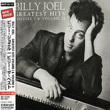 Greatest Hits, Vols. 1 & 2 (1973-1985) by Billy Joel CD USA