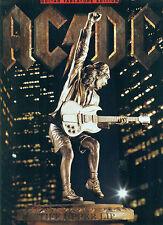 "AC/DC  ""STIFF UPPER  LIP"" GUITAR-TAB/VOCAL MUSIC BOOK NEW ON SALE 50% OFF!!"