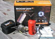 New DUEL FUEL Kovea Booster + 1 GAS or WHITE FUEL Camp Stove Backpacking Light