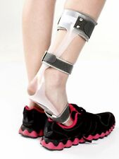 AFO Drop Foot Brace Ankle Orthosis Splint - RIGHT Foot - Large