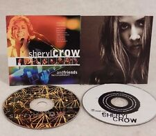 2 CDs by Sheryl Crow : And Friends Live From Central Park & Self Titled