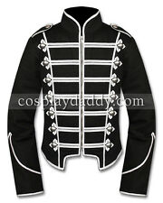 My Chemical Romance Military Jacket Emo Parade Halloween Cosplay Costume L005