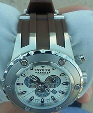 Limited Edition Invicta Men's watch Chrono Swiss  subaqua RESERVE COLLECTION52mm