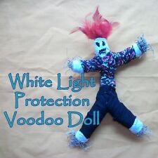 White Light Healing Protection Good Karma Voodoo Doll Spell Kit Hoodoo Blessings