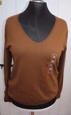Pullover  Marc O'Polo - Gr. XL -  44 gingerbread - V-Ausschnitt - Neuware
