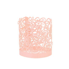 50x Tea Light Candle Holders Flameless Candles Wedding Christmas Table Decortion