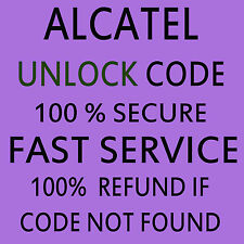 Vodafone Australia Alcatel One Touch 2052 Unlock Code / Network Key