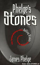 Phelge's Stones - Personally Signed First Edition Rolling Stones Book