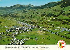AK aus Mittersill, Alpine Luftbild, Salzburg    (A8)