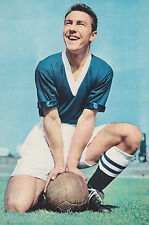 CALCIO FOTO > Jimmy Greaves Chelsea 1957-58