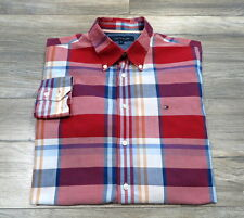 Tommy Hilfiger Mens Long Sleeve Shirt Size : M
