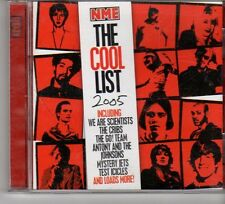 (FP461) NME, The Cool List 2005 - November 2005 CD
