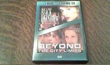 dvd 2 films black rainbow + beyond the city limits