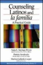 Counseling Latinos and La Familia (Multicultural Aspects of Counseling-ExLibrary