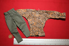 DRAGON 1/6TH SCALE WW2 GERMAN AUTUMN SMOCK AND TROUSERS