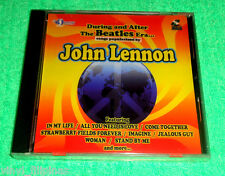 PHILIPPINES:SONGS AS POPULARIZED BY THE BEATLES - JOHN LENNON  VIDEOKE,VCD