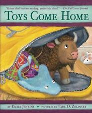 Toys Come Home: Being the Early Experiences of an Intelligent Stingray, a Brave
