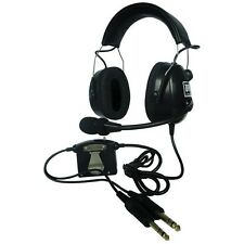 UFQ A4 ANR aviation headset- Good active noise reduction aviation headset