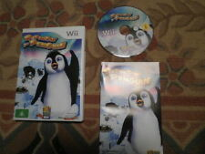 Wii DEFENDIN D' PENGUIN GAME--AS NEW CONDITION